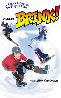 affiche du film Brink, Champion de Roller (TV)