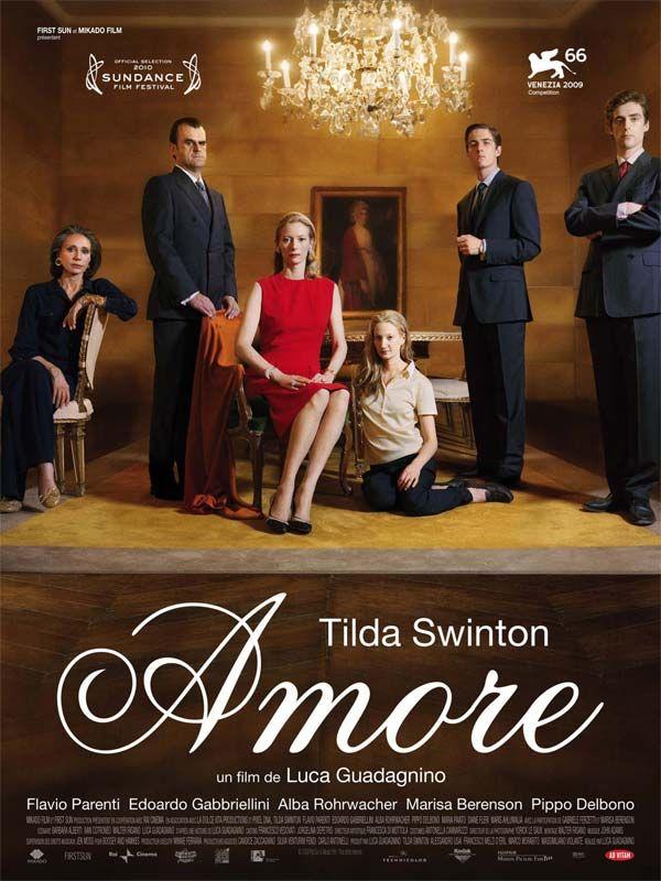 affiche du film Amore