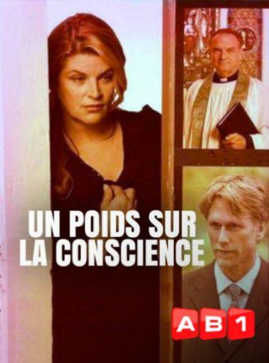 affiche du film Un poids sur la conscience (TV)