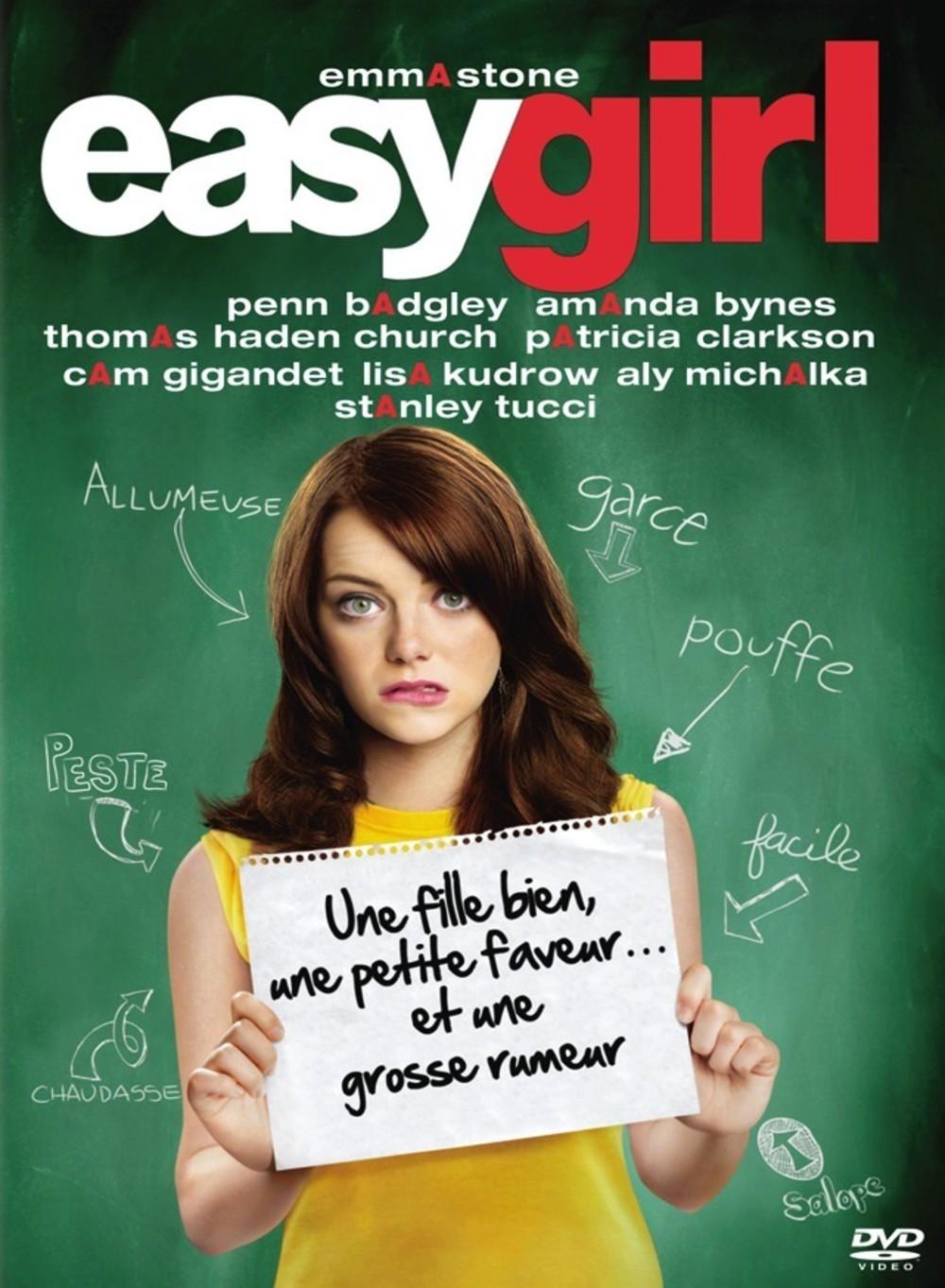 affiche du film Easy Girl