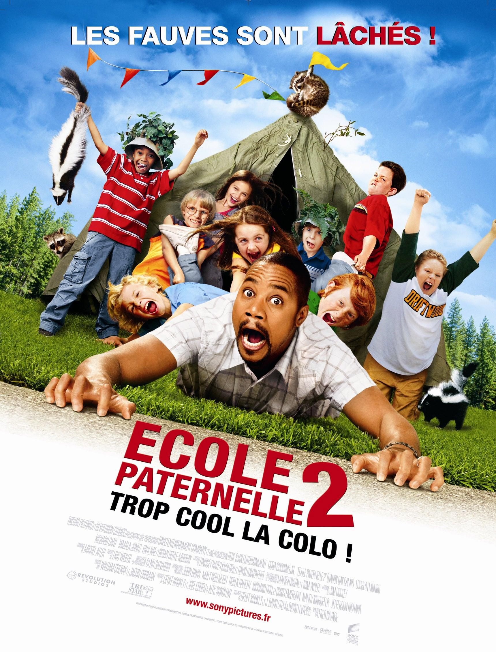affiche du film École paternelle 2