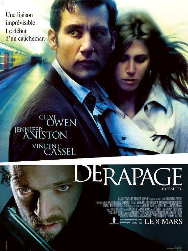 affiche du film Dérapage
