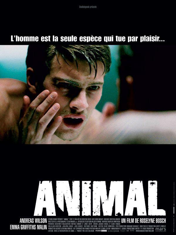 affiche du film Animal