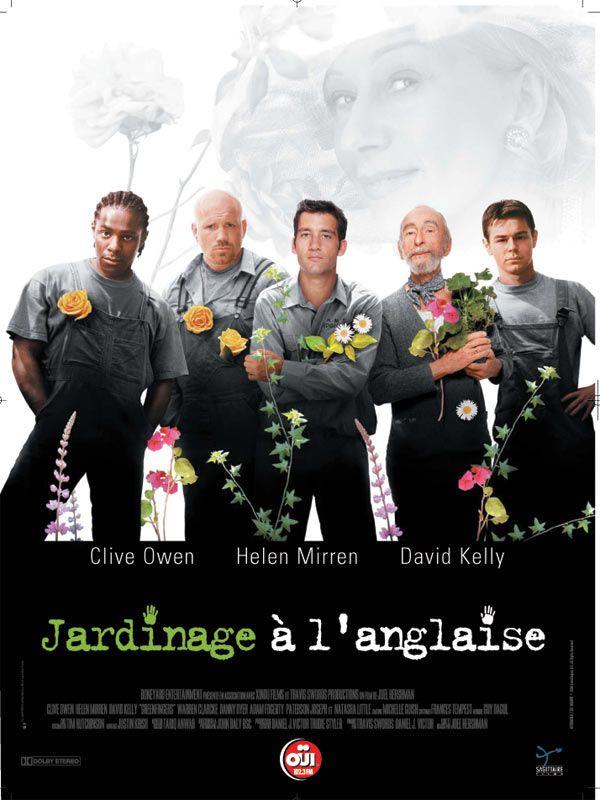affiche du film Jardinage à l'anglaise