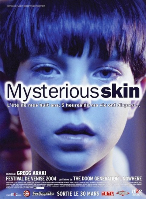affiche du film Mysterious Skin