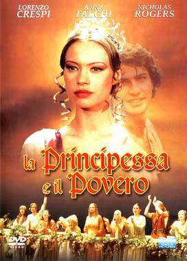 affiche du film La princesse et le pauvre (TV)