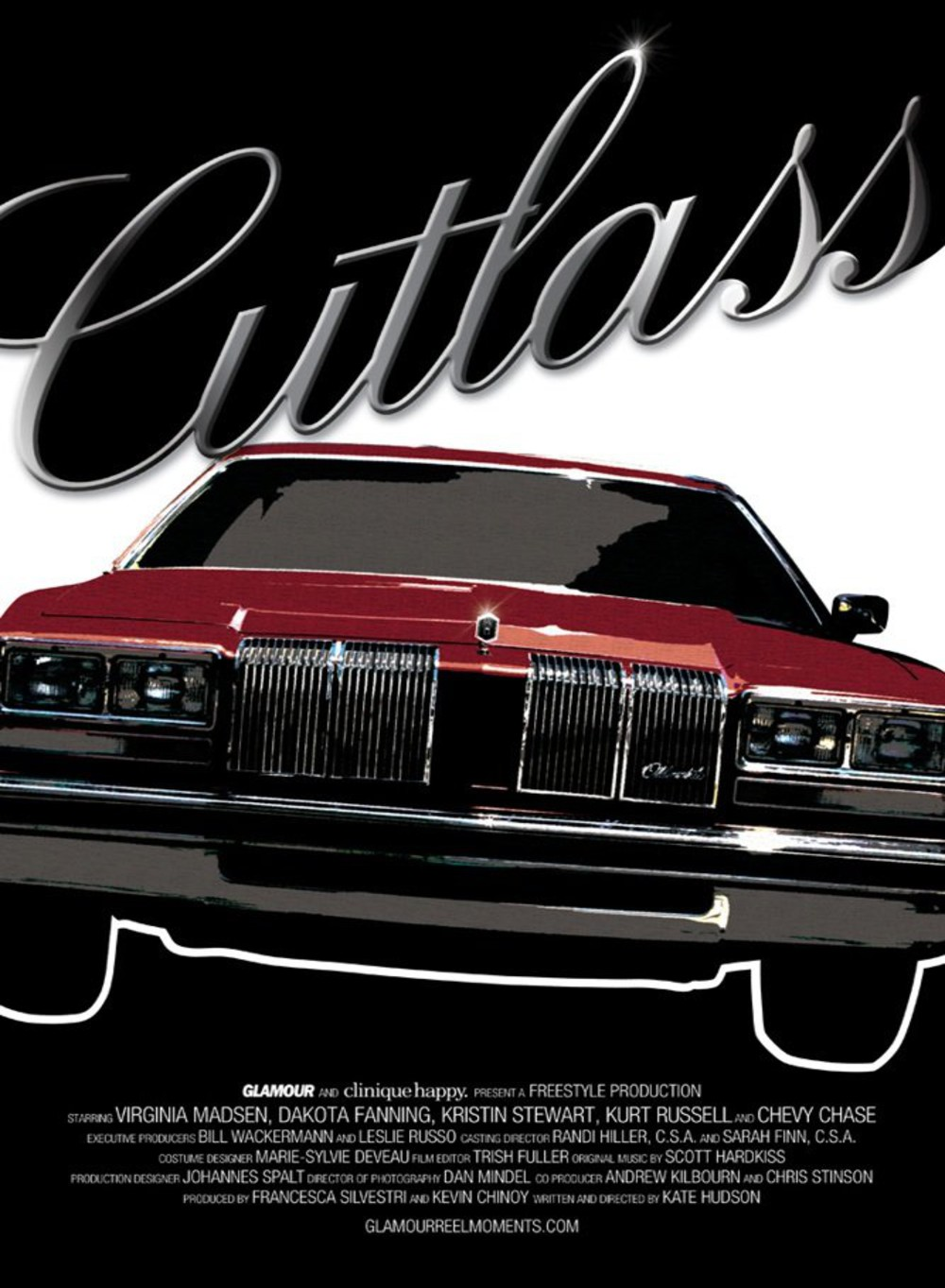 affiche du film Cutlass