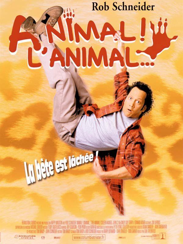 affiche du film Animal ! L'animal...