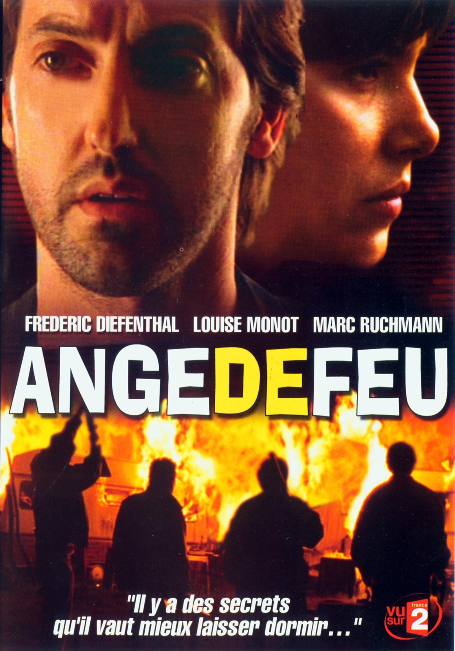 affiche du film Ange de feu (TV)