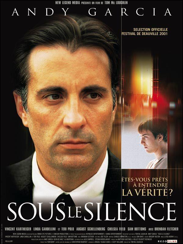 affiche du film Sous le silence