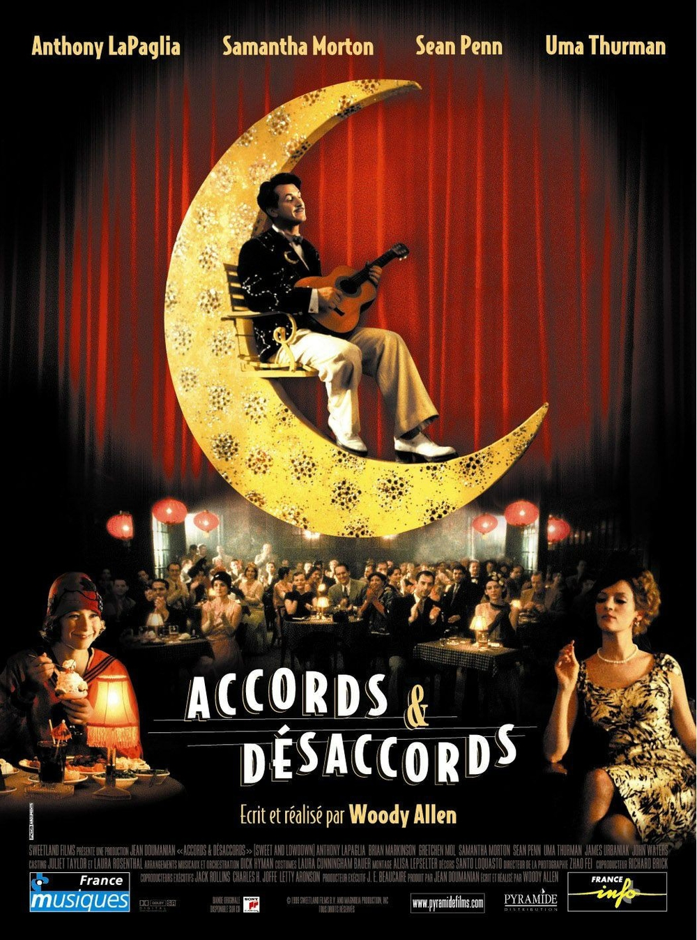 affiche du film Accords & désaccords