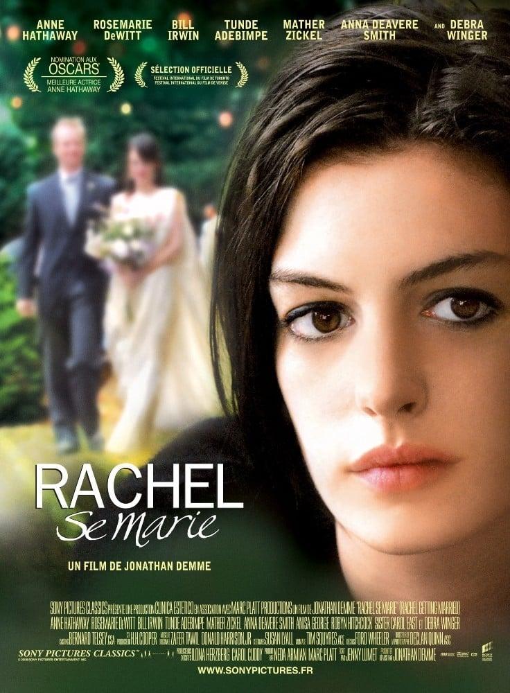 affiche du film Rachel se marie