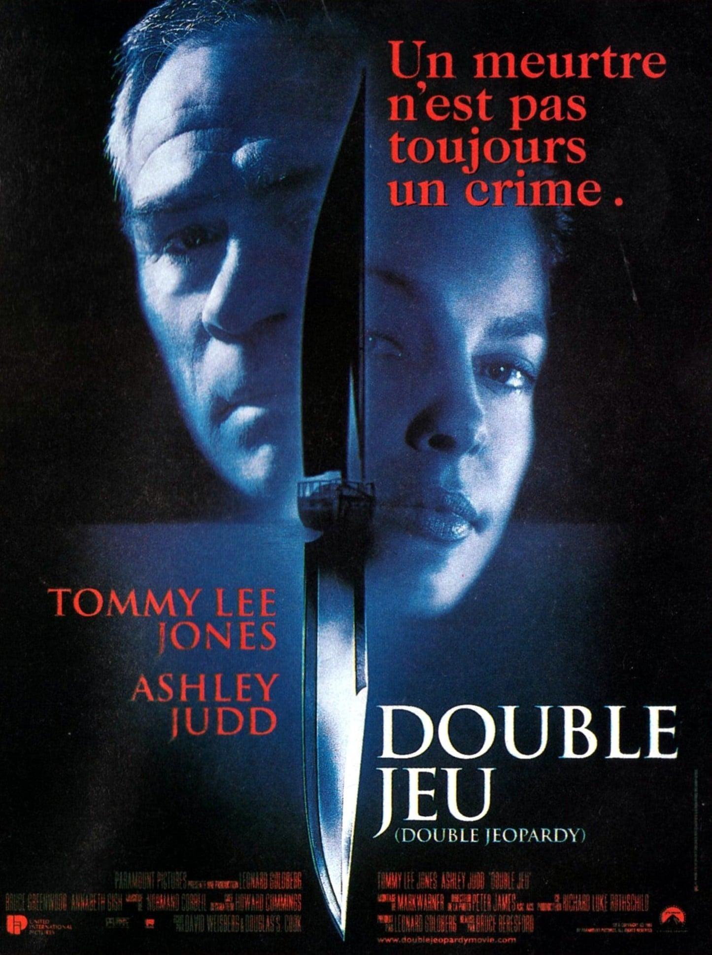 affiche du film Double jeu