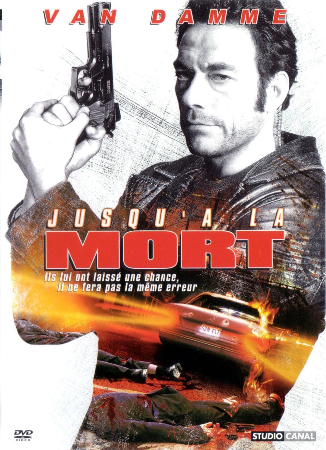 affiche du film Jusqu'à la mort (2007)