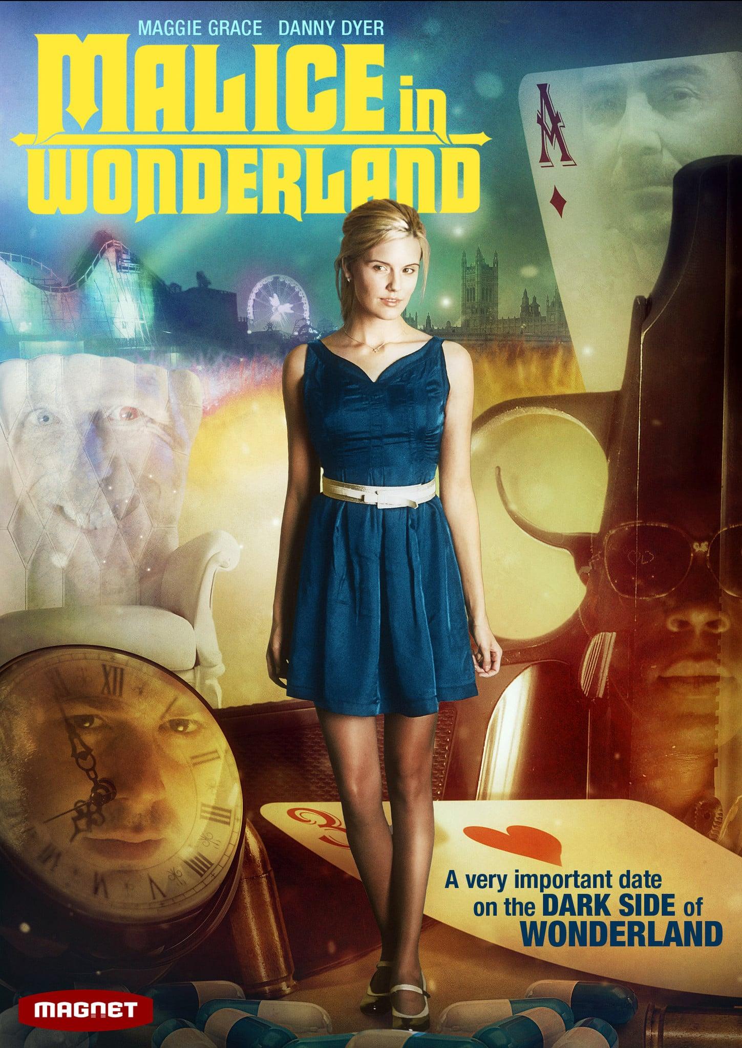 affiche du film Malice In Wonderland