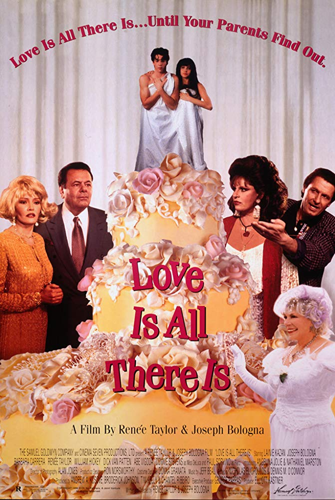 affiche du film Love Is All There Is