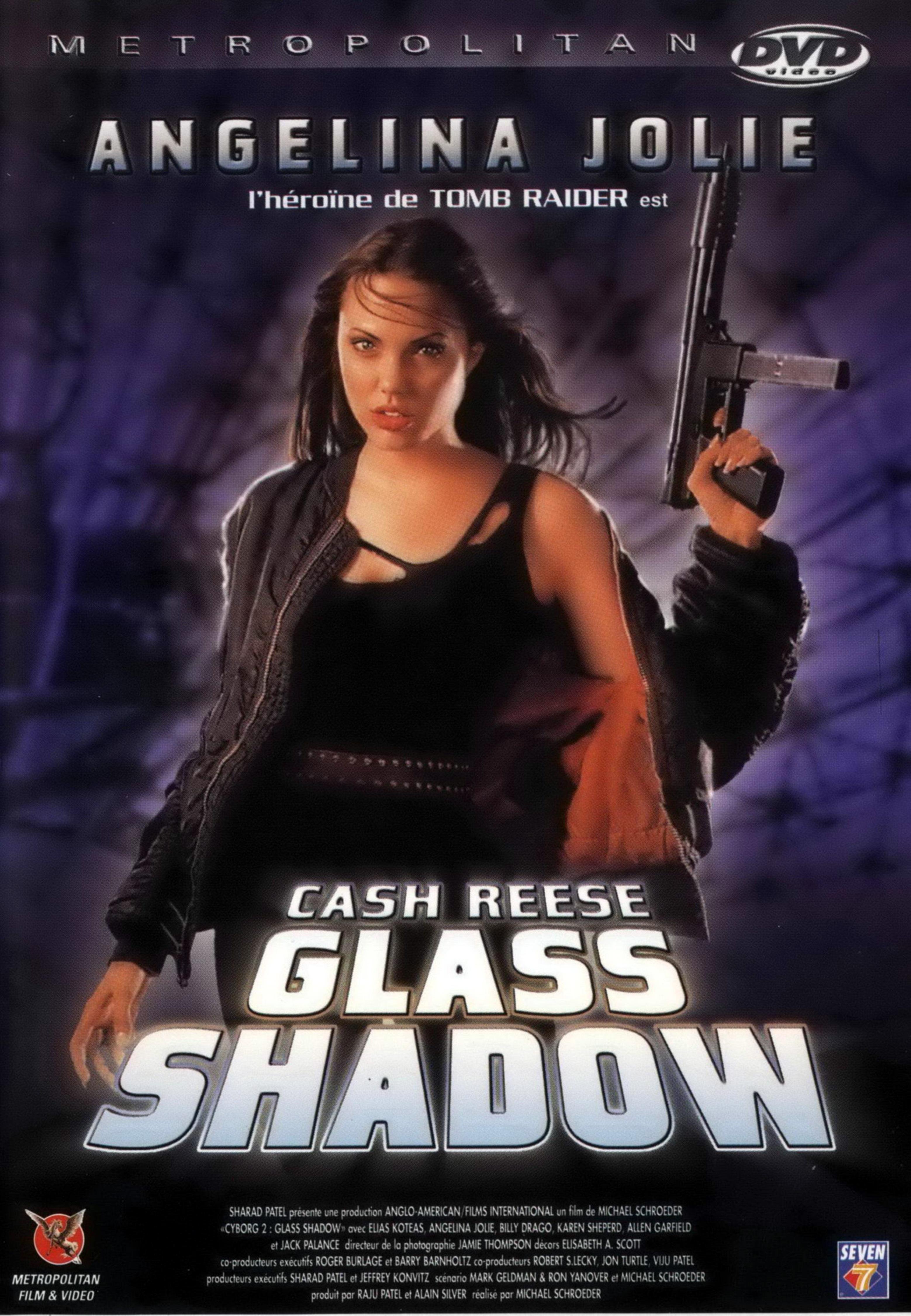 affiche du film Cash Reese: Glass Shadow