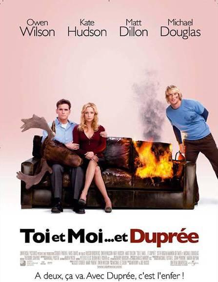 affiche du film Toi et moi... et Dupree