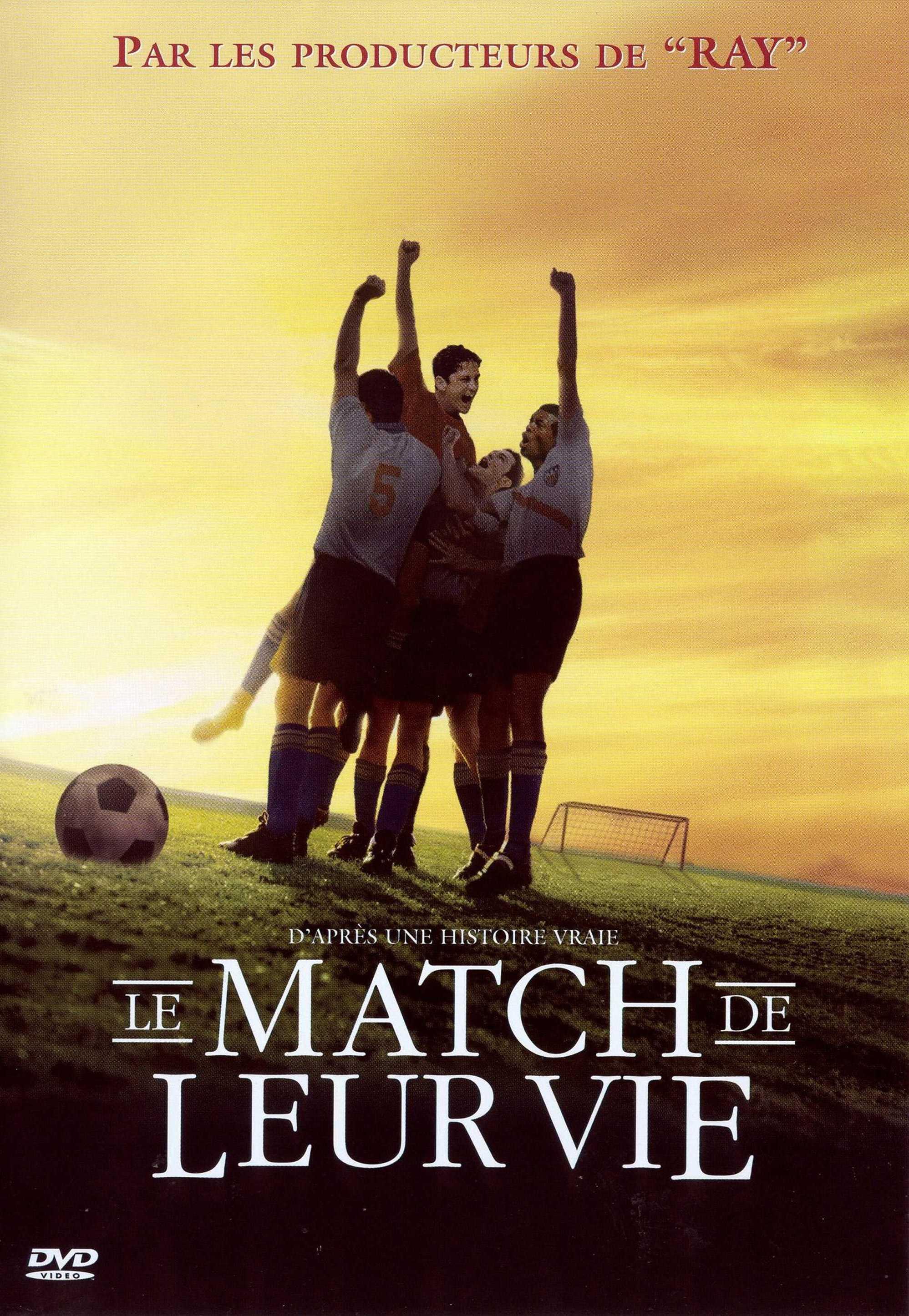 affiche du film Le match de leur vie
