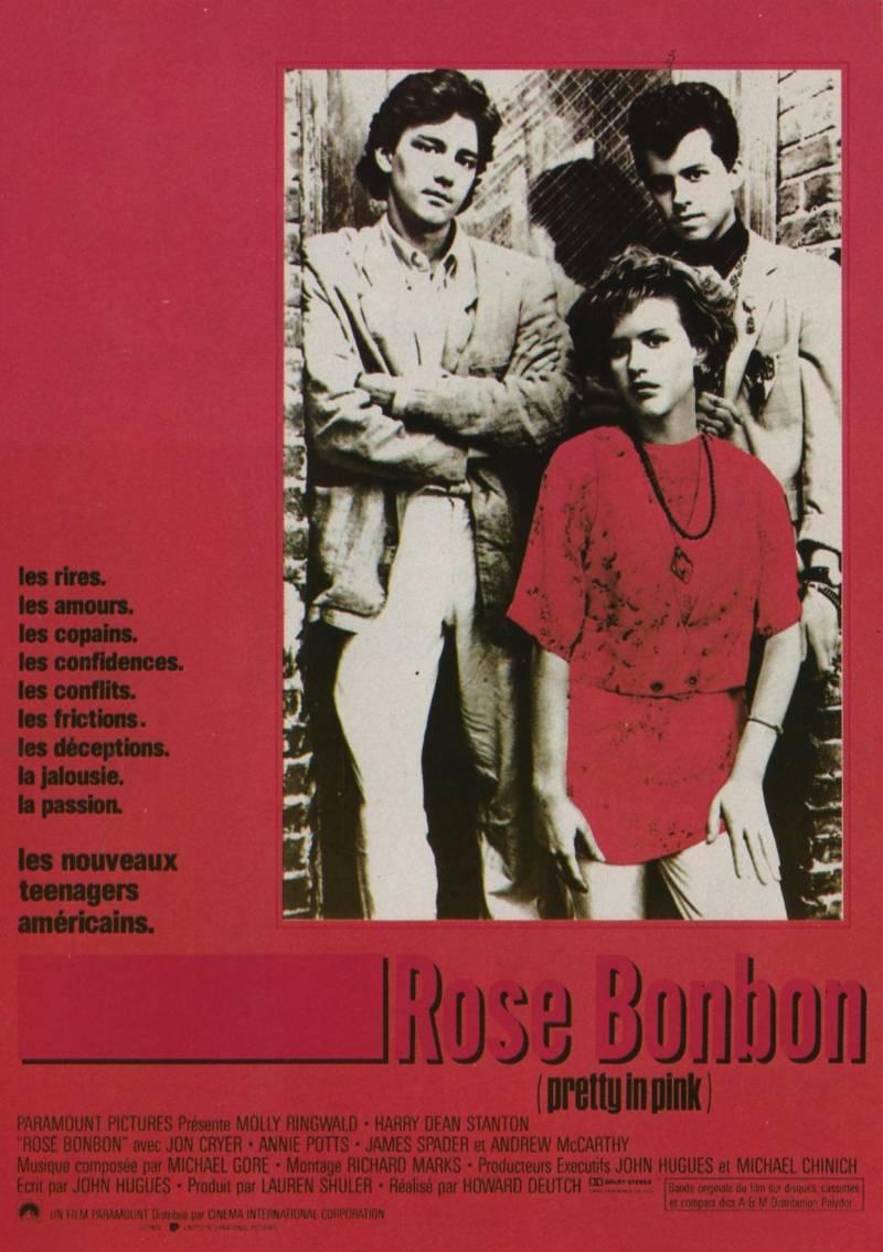 affiche du film Rose bonbon