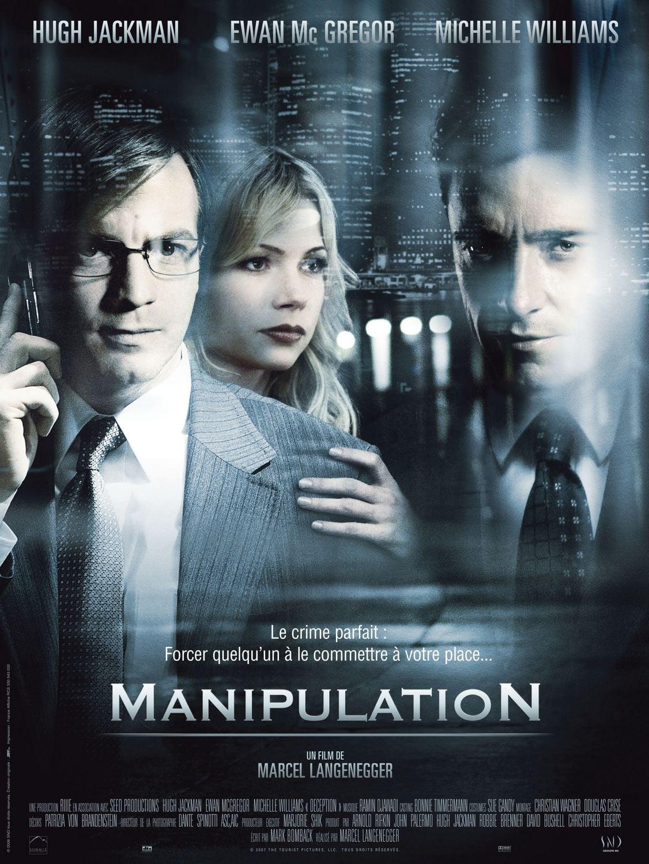 affiche du film Manipulation