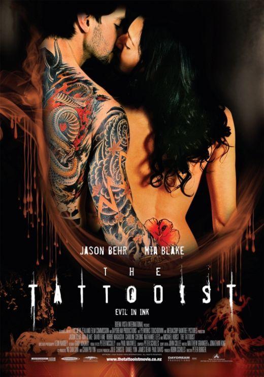 affiche du film The Tattooist