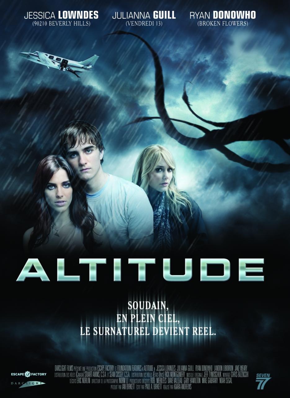 affiche du film Altitude
