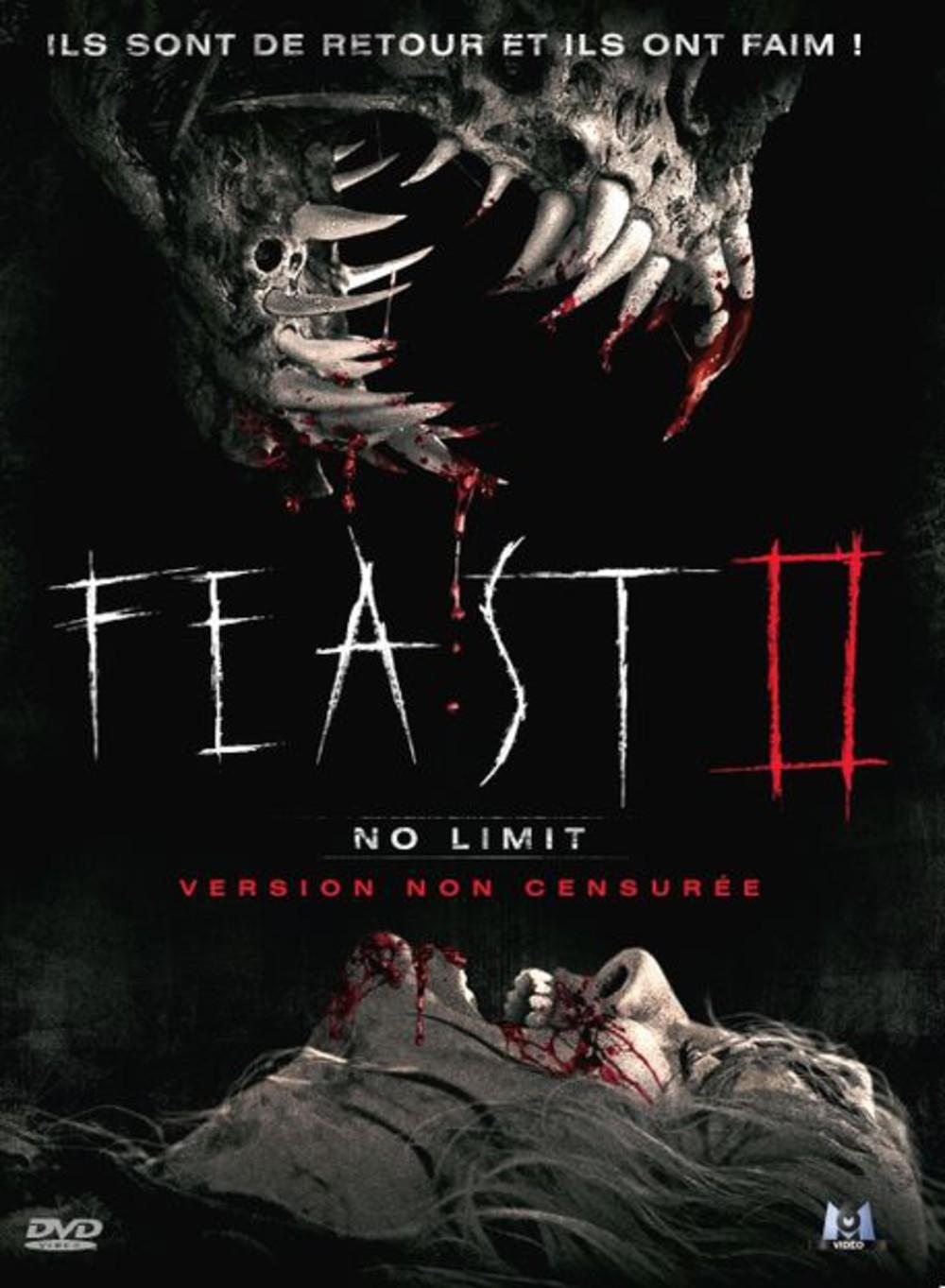 affiche du film Feast II: No Limit