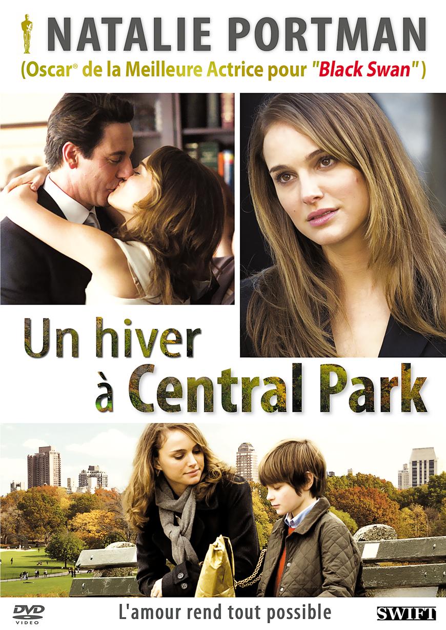 affiche du film Un hiver à Central Park