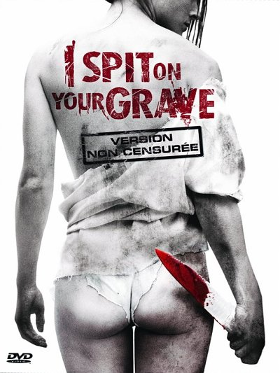 affiche du film I Spit on Your Grave