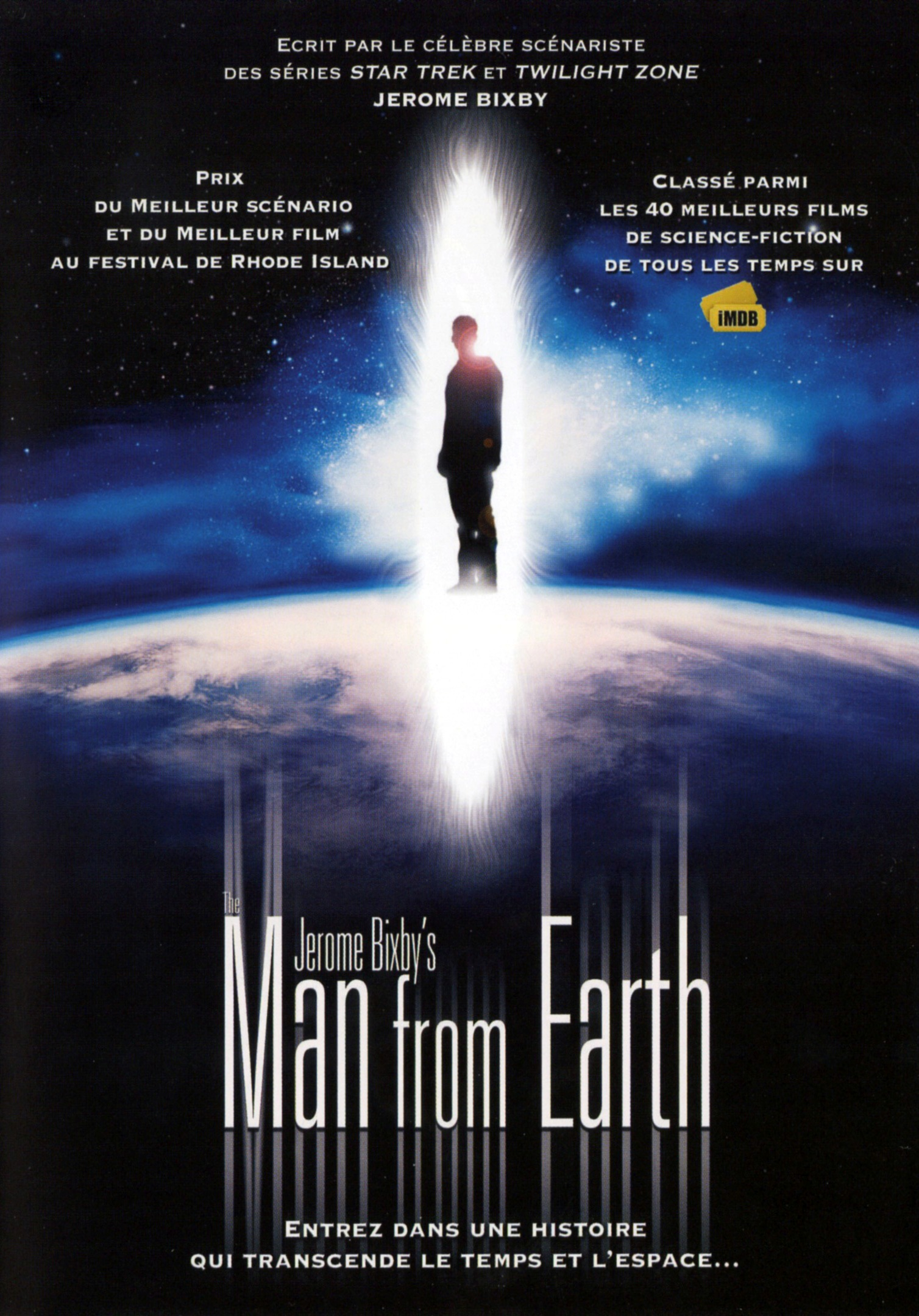 affiche du film The Man from Earth