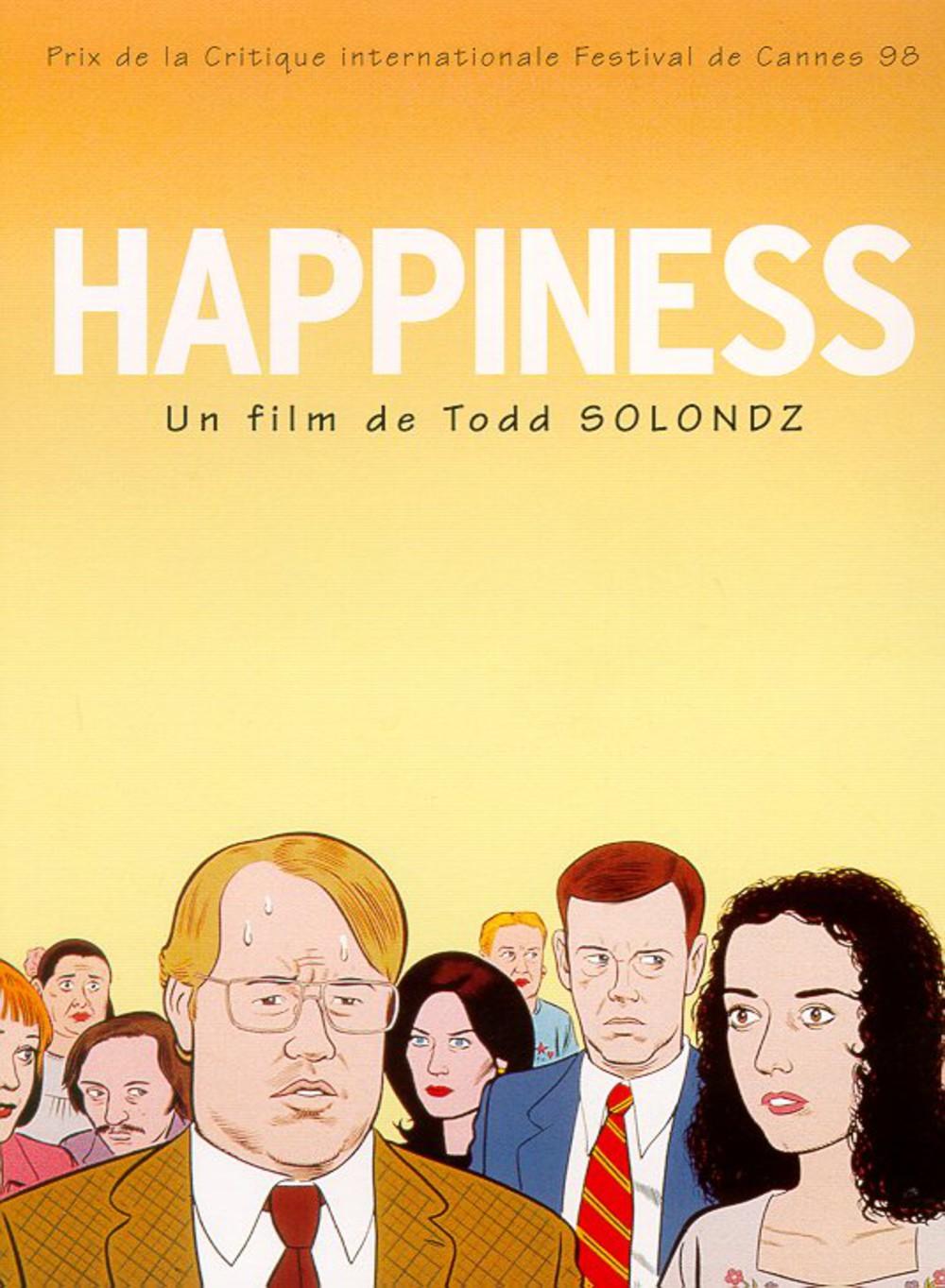 affiche du film Happiness