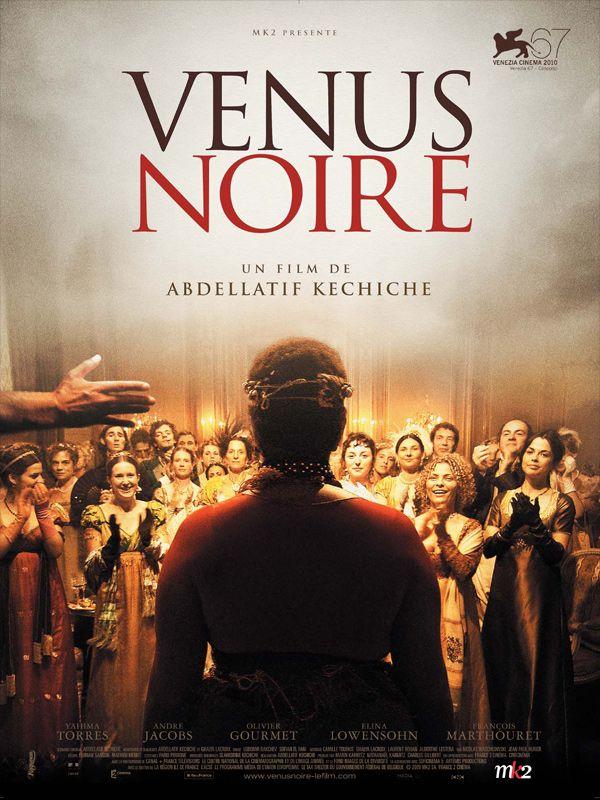 affiche du film Vénus noire