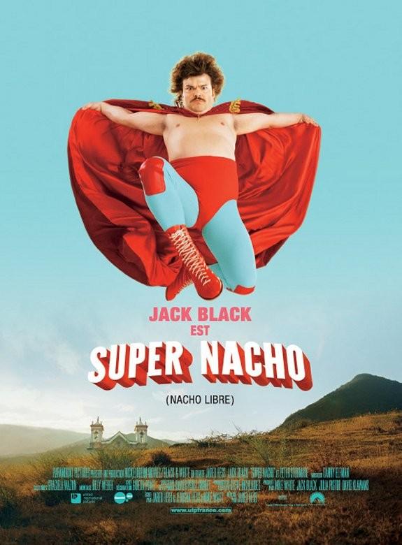 affiche du film Super Nacho