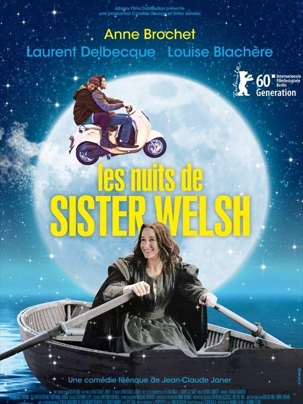affiche du film Les nuits de Sister Welsh