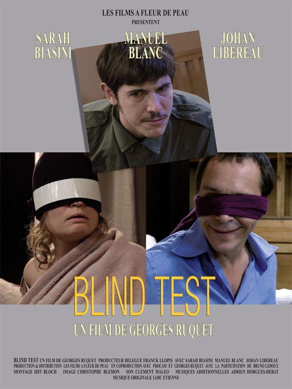 affiche du film Blind Test