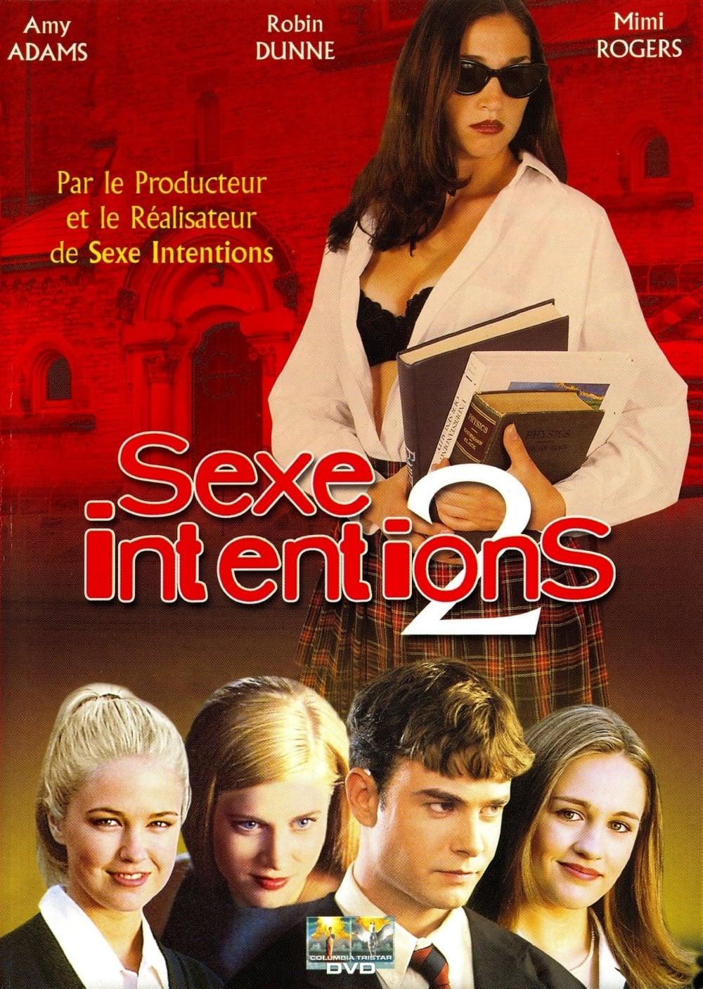 affiche du film Sexe Intentions 2