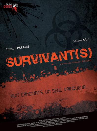 affiche du film Survivant(s)