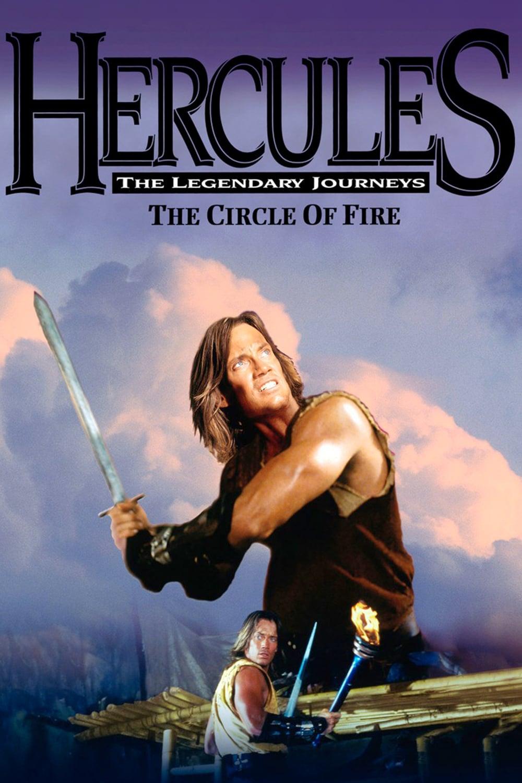 affiche du film Hercule et le cercle de feu (TV)