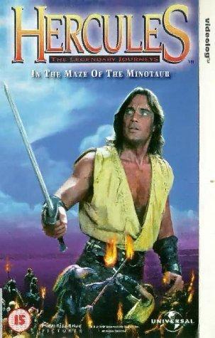affiche du film Hercule et le labyrinthe du Minotaure (TV)