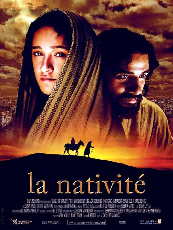 affiche du film La nativité