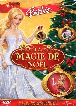 affiche du film Barbie et la magie de Noël