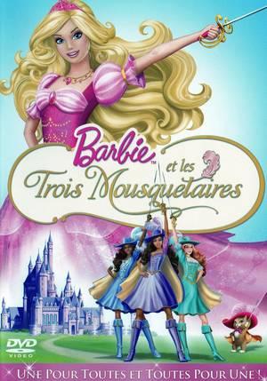 Barbie et les trois mousquetaires - Seriebox