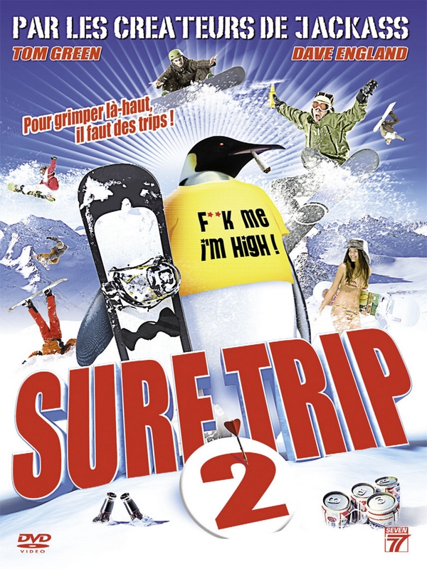 affiche du film Surf Trip 2