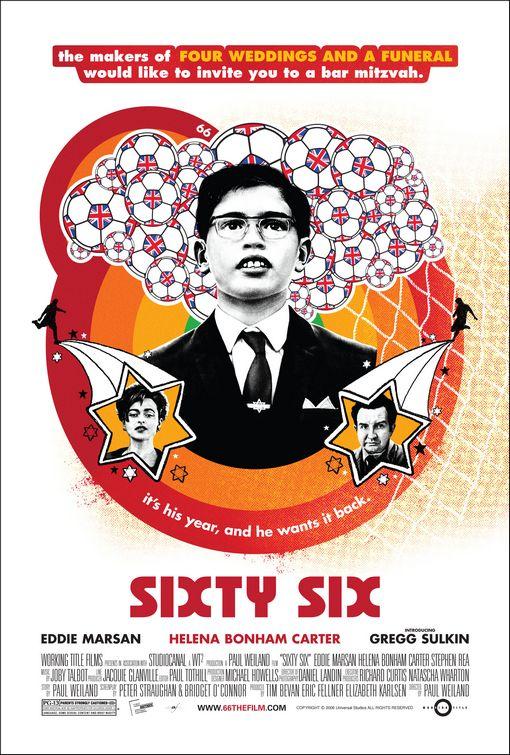 affiche du film Sixty Six