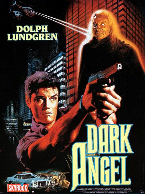 affiche du film Dark Angel
