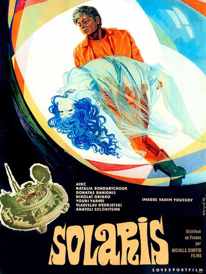 affiche du film Solaris (1972)