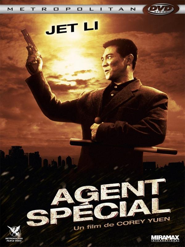 affiche du film Agent spécial