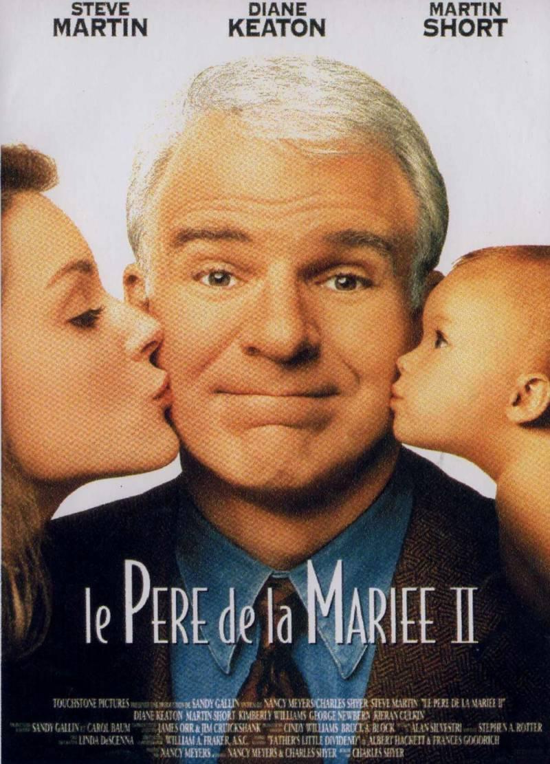 affiche du film Le père de la mariée II