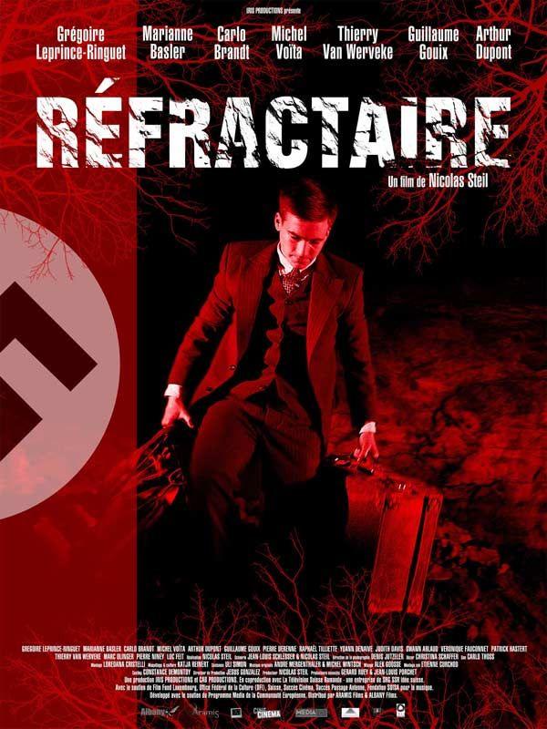 affiche du film Réfractaire